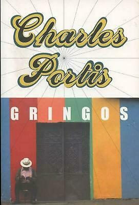 Gringos by Charles Portis (English) Paperback Book Free Shipping!
