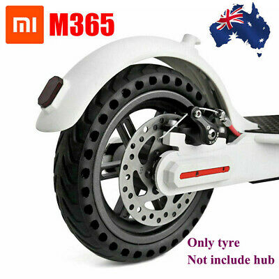 AU Solid Rubber Tyre Tires for Xiaomi Mijia M365 Electric Scooter Sydney Stock
