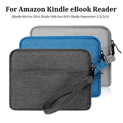 "For Amazon All New Kindle 6"" Sleeve Bag Case Cover Pouch 10th Generation 2019"