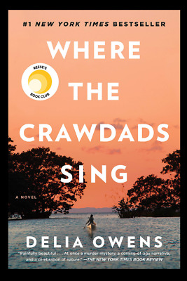 Where The Crawdads Sing by Delia Owens (2018) [EßOOK] ✅Fast Delivery✅