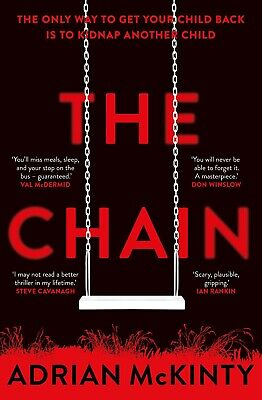 THE CHAIN by Adrian McKinty (2019) [EßOOK] ✅Fast Delivery✅