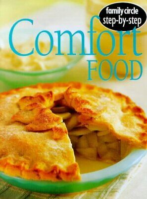 Comfort Food (Step-by-Step), Family Circle, Used; Good Book