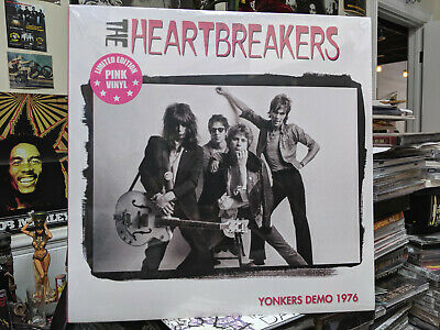 JOHNNY THUNDERS & THE HEARTBREAKERS - YONKERS DEMO 1976 (Richard Hell Nolan Lure