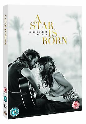 A Star is Born  DVD Movie 2018 Region 2