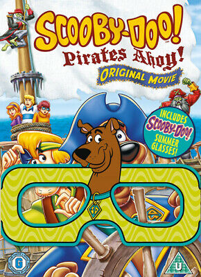 Scooby-Doo: Pirates Ahoy DVD (2016) Frank Welker cert U FREE Shipping, Save £s