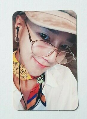 "Super Junior YESUNG Official Photocard - Official 3rd Mini Album ""Pink Magic"""