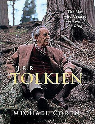 """J.R.R Tolkien:Man Created Lord Ring: The Man Who Created """"The Lord of the Rings"""""""