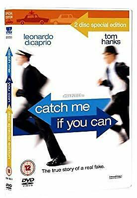 Catch Me If You Can (2 Disc Special Edition) [DVD] [2003], , Used; Very Good DVD
