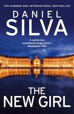 The New Girl by Daniel Silva  9780008280864