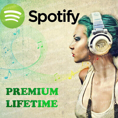 Spotify Premium Lifetime Upgrade  Private Read Description Warranty
