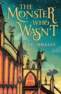 The Monster Who Wasn't by T C Shelley  9781526600837