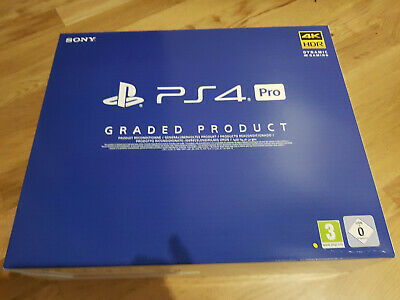 Sony PlayStation 4 Pro 1TB schwarz - A Chassis - Konsole - PS4