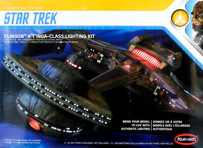 LED Lighting Kit für Star Trek Klingon K'T'INGA-Class 1:350 Polar Lights MKA031