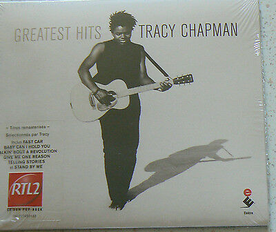 GREATEST HITS - BEST OF - CHAPMAN TRACY (CD Digipack)  NEUF SCELLE