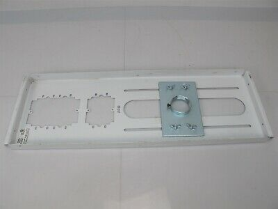 Chief CMS440 Speed-Connect Suspended Ceiling Projector Mount Bracket (White)