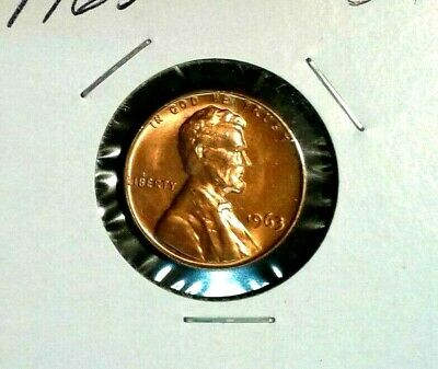 D   Lincoln  Memorial  Cent  BU  Red  Nice US Coin  Combined  Shipping 1959