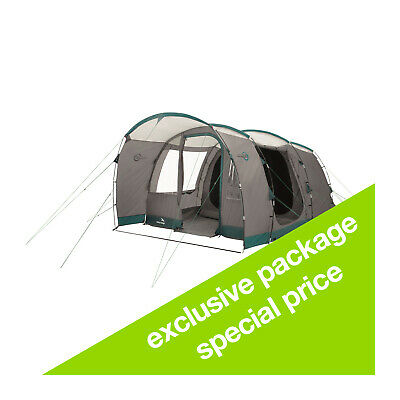 Easy Camp Tent Carpet for Palmdale 300 Grey Camping Rug Mat Groundsheet 180043