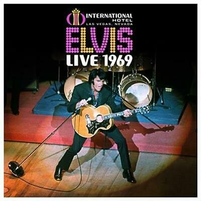 ELVIS PRESLEY Elvis: Live 1969 (Limited Deluxe Boxset) 11 CDS NEW released 9 Aug