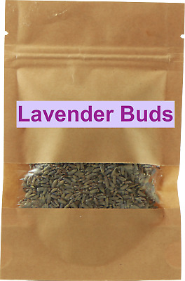 Natural dried Lavender buds, vegan, chemical free, for soap/bath bomb/home decor