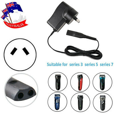 12V Braun Electric Shaver Charger for Series 3 7 5 5411 5412 350 370 390 340 330