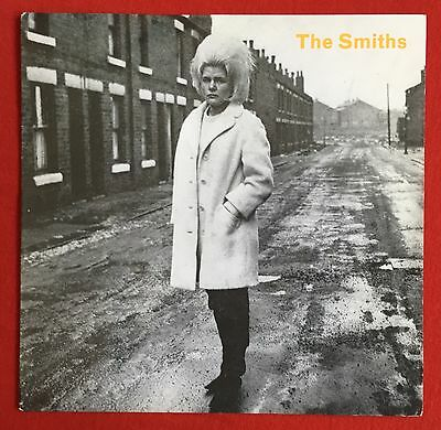 """THE SMITHS -Heaven Knows Im Miserable Now- Original UK 7"""" with Slv./Vinyl Record"""