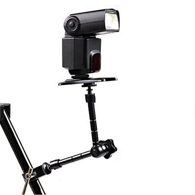 AU 11inch Adjustable Magic Arm with Super Clamp for DSLR LCD Monitor Camera