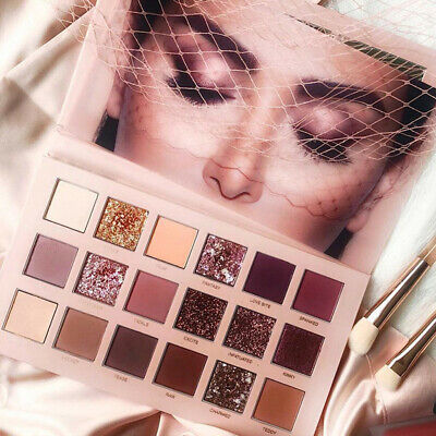 2019 HUDA EYESHADOW PALETTE Beauty Eye Shadow Palette 18 Shades Colors HOT