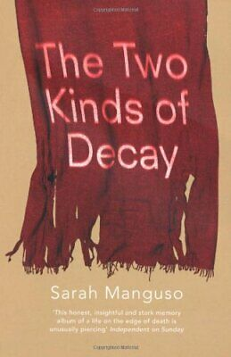 The Two Kinds of Decay by Manguso, Sarah Book The Fast Free Shipping