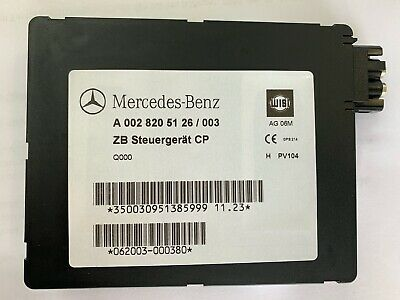 MERCEDES BENZ GSM/GPS Modul Becker Online Pro BE6627 ZB Steuergerät CP interface