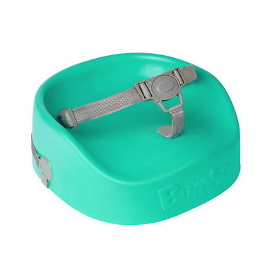 NEW Bumbo Toddler/Baby Booster Seat with Strap - Aqua