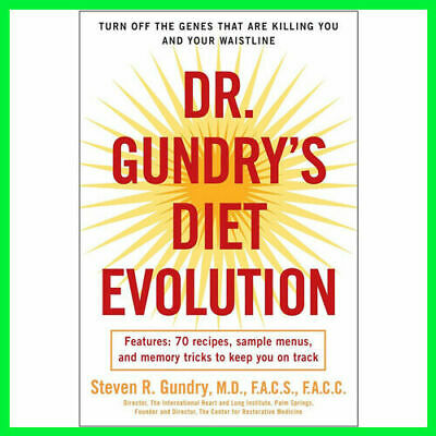 Dr Gundry's Diet Evolution by Steven R Gundry (E-book) {PDF,Epub,Kindle}