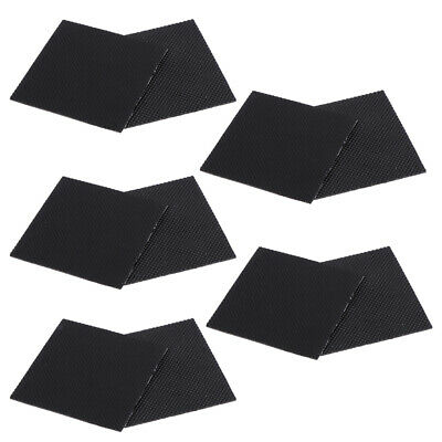 5Pairs Anti-Slip Shoe Sole Bottom Cover Protector High Heels Self-stick Pads