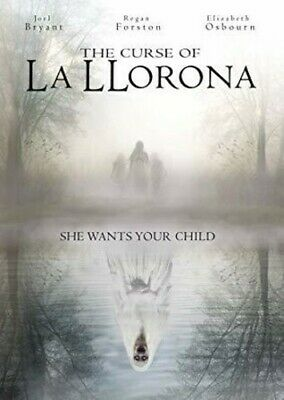 Curse Of La Llorona (REGION 1 DVD New) 760137212898