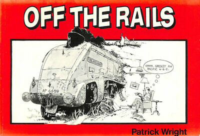 Off The Rails by Wright, Patrick