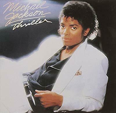 Thriller, , Used; Very Good CD