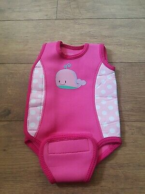 Mothercare Baby Girls Warm/ Wet Suit Age 3-6 Months