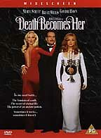 Death Becomes Her [DVD] [1992], DVDs
