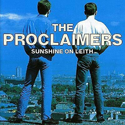 Sunshine on Leith, The Proclaimers, Used; Very Good CD