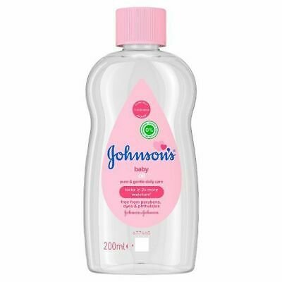Johnson's Baby Olie - Normaal 200 ml