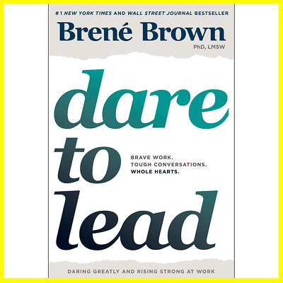 Dare to Lead: Brave Work. Tough Conversations. Whole Hearts. EßOOK Fast Delivery