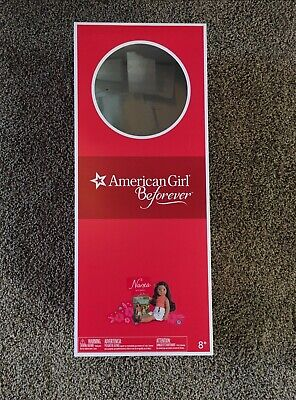 """American Girl Doll 18"""" Historical Beforever Nanea EMPTY STORAGE BOX ONLY"""