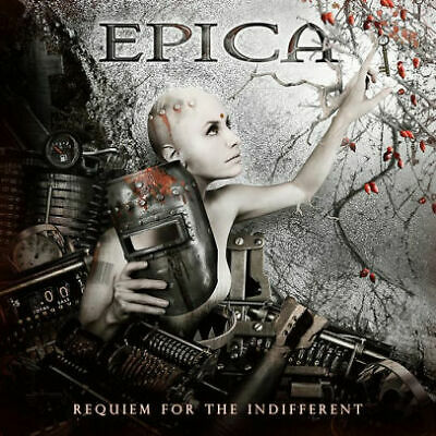 Requiem For The Indifferent - Cd Epia - Heavy Metal Music New CD168761