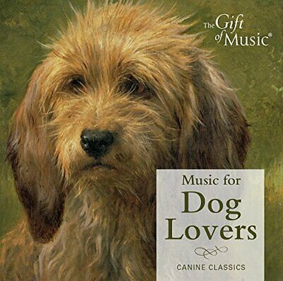 Various - Music for Dog Lovers: Canine Classics - Various CD F0VG The Fast Free
