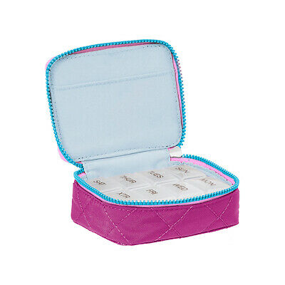 baggallini Travel Pill Case 5 Colors Travel Comfort and Health NEW