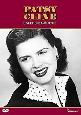 Patsy Cline - Sweet Dreams Still [DVD], Patsy Cline, Used; Good DVD