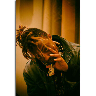 G255 Juice WRLD Rap Hip Hop Music Star Art Poster