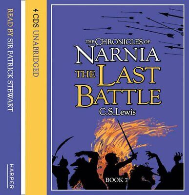 The Chronicles of Narnia:The Last Battle,C. S. Lewis