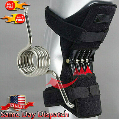 PowerLift Knee Stabilizer Pad Powerful Rebound Spring Force Support Knee 1PC