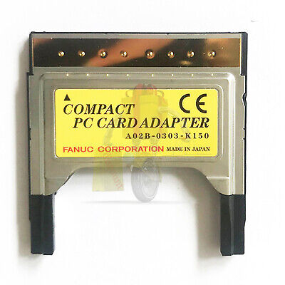 1PC New GE Fanuc CF A02B-0303-K150 TFT Compact PC Card Adapter