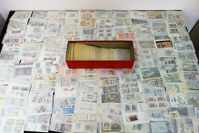 British Commonwealth Massive Mint Stamp Collection
